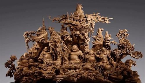 Nghệ thuật chơi gỗ Nu phong thủy đang được rất nhiều người chuộng