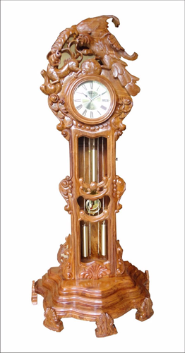 Sai lầm khi trưng bày đồng hồ cây khiến phong thuỷ bị hạn chế