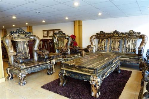 Nhà cao cửa rộng cũng cần salon vừa khổ phù hợp không gian