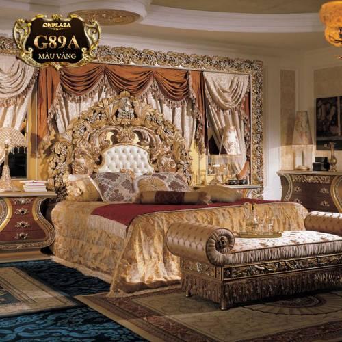 5 mẫu giường gỗ sồi đẹp độc đáo tại nội thất tại Hà Nội