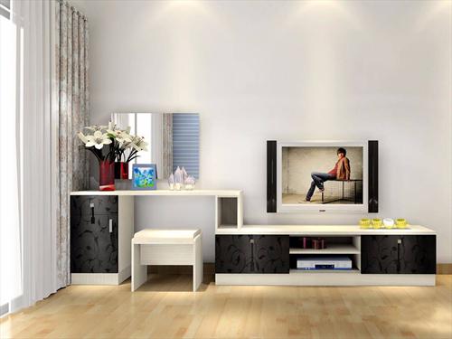 Cách chọn kệ tivi cho phòng khách đẹp có diện tích nhỏ