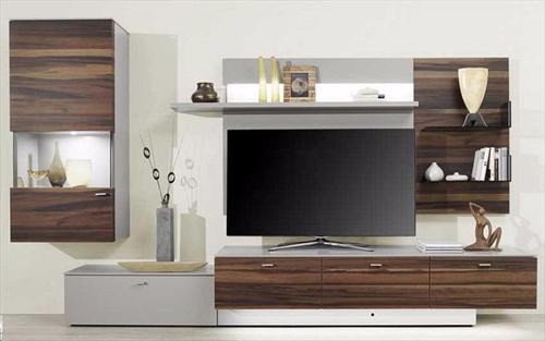 Ý tưởng độc đáo về cách bài trí kệ tủ tivi phòng khách hiệu quả