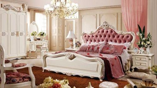 Mẫu Giường ngủ đẹp đẳng cấp không gian phòng ngủ rộng 2017