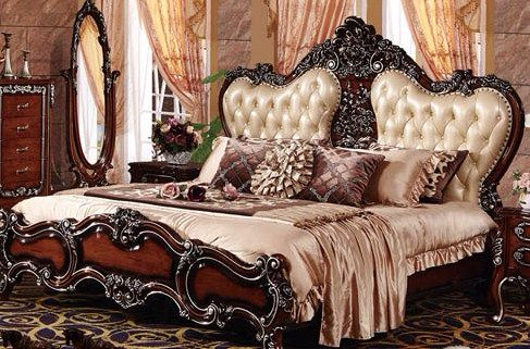 Khám phá Giường ngủ gỗ sồi phong cách cổ điển và hiện đại