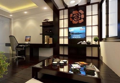 Sức hút kỳ lạ từ kệ tivi phòng ngủ giản đơn phong cách Nhật