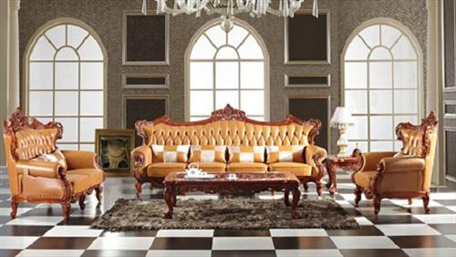 Lựa chọn bàn ghế cho phòng khách phong cách tân cổ điển