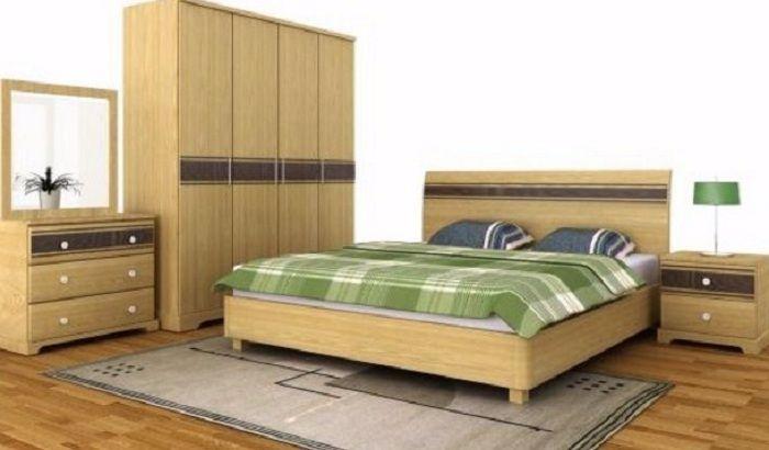 Giường ngủ với thiết kế độc đáo
